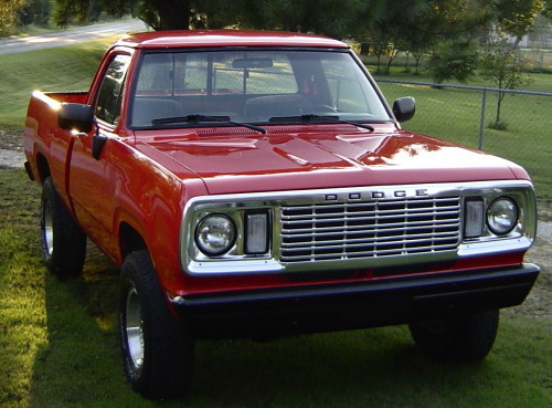 fortrucksonly   truckforum attachment moreover 7778rmcgr together with G183 in addition 14312419521 further 188581 1977 Dodge W100 Power Wagon Pickup Truck 4x4 Macho Style. on 1977 dodge macho power wagon