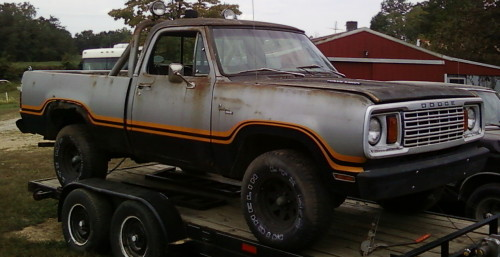 1980 Dodge Power Wagon Macho http://www.mopartruckparts.com/gallery/g236.html