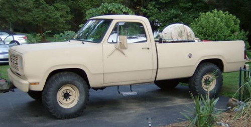 My 1977 Dodge D300 Dually Barn Find 311514 besides Watch likewise Watch besides Watch as well Index. on dodge m880