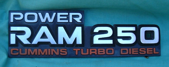 93 Dodge Cummins >> Mopar Truck Parts :: Dodge Truck Parts Group 22 :: Used ...