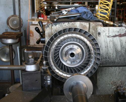 Torque Converter Impeller : Mopar truck parts dodge technical information