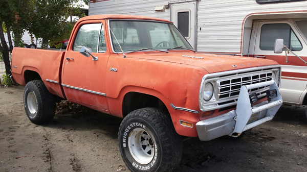 78 Dodge Power Wagon For Sale >> Mopar Truck Parts :: Dodge Truck For Sale