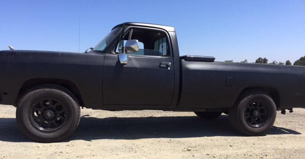 Mopar Truck Parts :: Dodge Truck For Sale