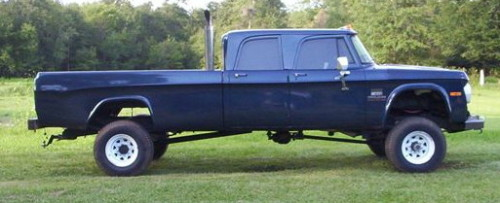 Jimmy Smithu0027s 1970  Big Blue  Power Wagon Restoration & Mopar Truck Parts :: Dodge Truck Photo Gallery page 110