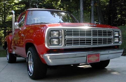 Danny Zeck Ford >> Mopar Truck Parts :: Dodge Truck Photo Gallery Page 176
