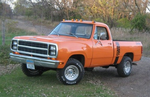 dodge power wagon  wagon